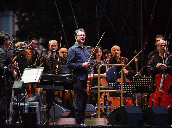 Ennio Morricone musica 'De sa terra a su xelu' per Clara Murtas