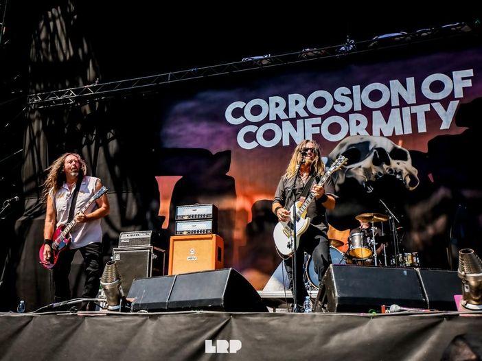 Addio a Eric Eycke, il cantante del primo album dei Corrosion of Conformity