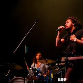 9 agosto 2019 - Sziget Festival - Budapest - Gang of Youths in concerto