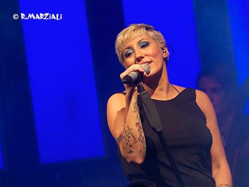 22 aprile 2016 - Container - Grottammare (Ap) - Malika Ayane in concerto