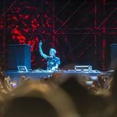 9 luglio 2017 - Ex Dogana - Roma - Fatboy Slim in concerto