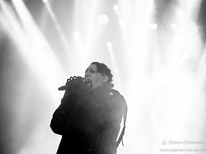 Marilyn Manson: è online il video ufficiale di 'Deep six' - GUARDA