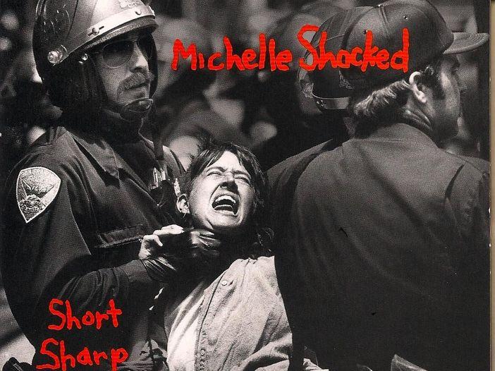 Ristampato (in doppio CD) 'Short sharp shocked' di Michelle Shocked