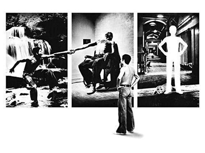 """L'album dei Genesis """"The Lamb Lies Down On Broadway"""" è stato illustrato - GUARDA"""