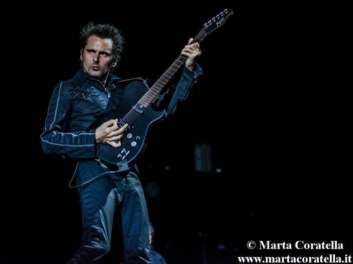 Muse, a Roma l'unica data italiana del 'Drones World tour' - LIVE REPORT