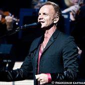 2 Novembre 2010 - Teatro degli Arcimboldi - Milano - Sting in concerto