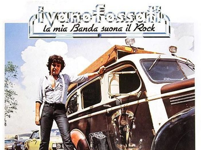Ivano Fossati, i Delirium e 'La mia banda suona il rock'
