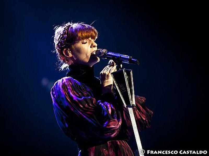 20 novembre 2012 - MediolanumForum - Assago (Mi) - Florence and The Machine in concerto