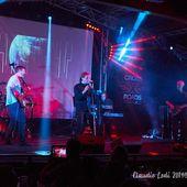 11 ottobre 2019 - Crossroads - Roma - IQ in concerto