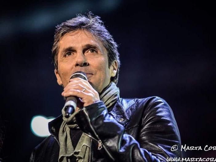 Concerti, Luca Barbarossa: il 29 giugno il live alla Cavea Auditorium Parco della Musica di Roma