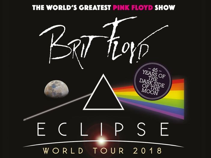 Brit Floyd, 'Eclipse World Tour 2018': la tribute band dei Pink Floyd torna in Italia - GUARDA
