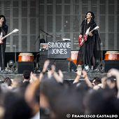 14 luglio 2013 - Hydrogen Festival - Anfiteatro Camerini - Piazzola sul Brenta (Pd) - Simonne Jones in concerto