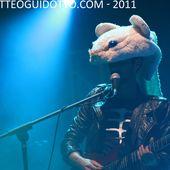 31 Agosto 2011 - Home Festival - Treviso - Tre Allegri Ragazzi Morti in concerto