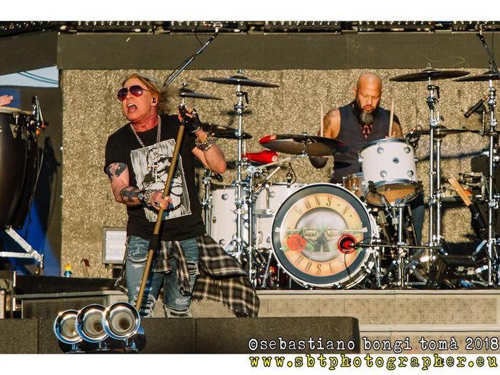 I numeri dell'ultimo tour dei Guns N' Roses