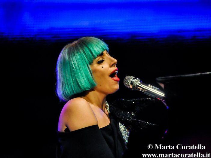 Lady Gaga: 'Voglio un figlio da un italiano'