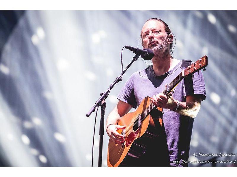 Thom Yorke, per il matrimonio in Sicilia arrivano i Radiohead: 'Ma niente balli'