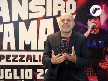 "Max Pezzali - Max Pezzali racconta ""San Siro canta Max"""