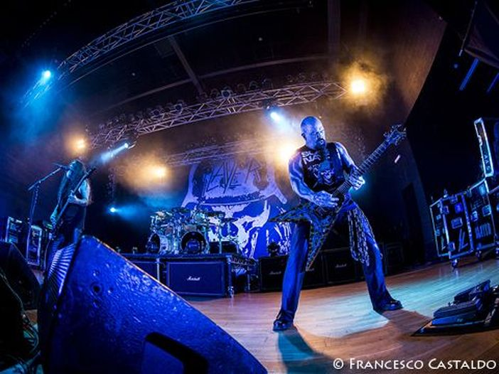 Concerti, Slayer: tre date in Italia a luglio