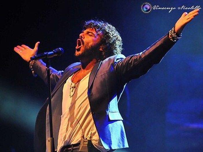 Concerti, Francesco Renga dal vivo all'Arena di Verona il 23 maggio