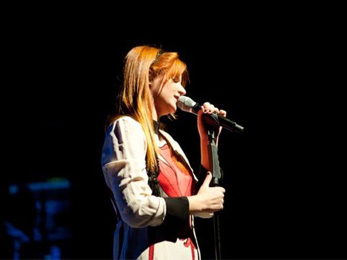 Concerti, Chiara Galiazzo: al via 'Un posto nel mondo tour'