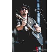 23 giugno 2017 - Firenze Rocks - Visarno Arena - Firenze - Jack Lukeman in concerto
