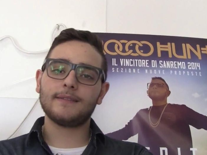 """Rocco Hunt, Ramazzotti e Tiromancino nell'album """"A verità"""": la videointervista"""