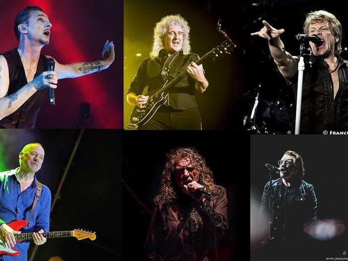 Il rock al Festival di Sanremo, parte seconda: dal 1987 al 1996