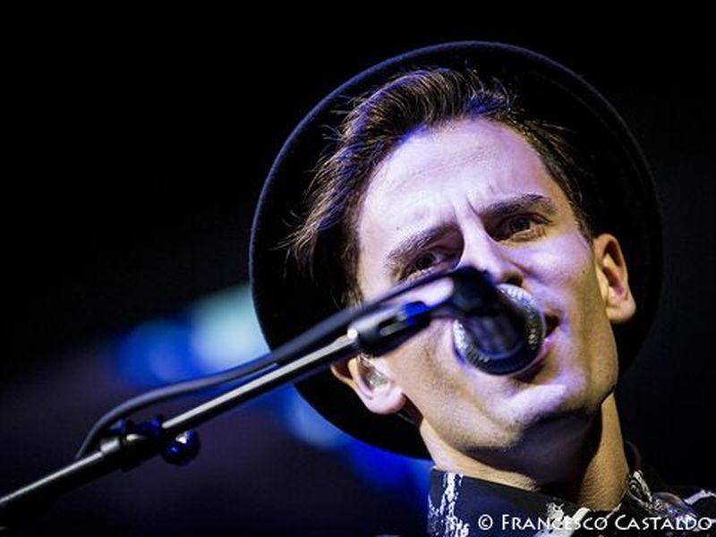 28 ottobre 2014 - Alcatraz - Milano - Mike Tompkins in concerto