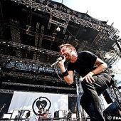 4 Luglio 2010 - Heineken Jammin' Festival - Parco San Giuliano - Mestre (Ve) - Rise Against in concerto