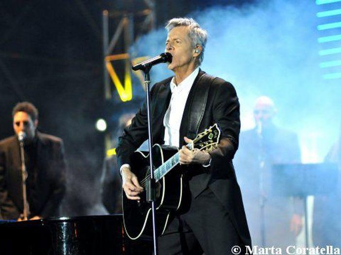 Concerti, Claudio Baglioni: annullata la data di stasera, 27 marzo, a Reggio Calabria