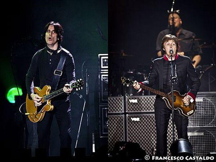 McCartney dedica due canzoni a George Harrison