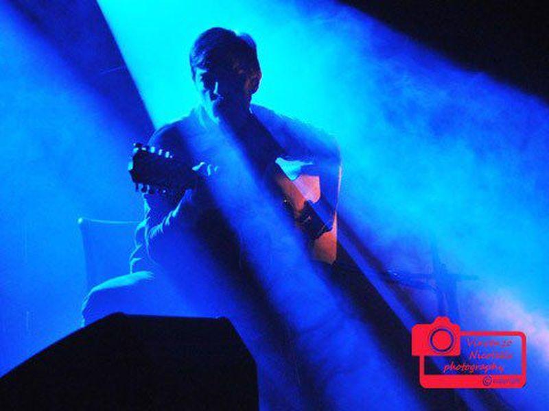 6 Dicembre 2011 - Teatro della Concordia - Venaria (To) - Gionata Mirai in concerto