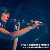 23 settembre 2012 - Carroponte - Sesto San Giovanni (Mi) - Cristina Donà in concerto