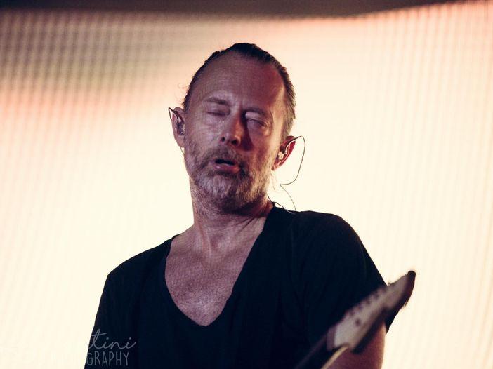 Thom Yorke cancella il suo tour solista negli Stati Uniti