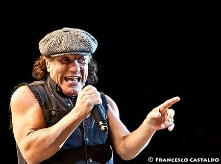 Brian Johnson, esce l'autobiografia 'The Lives Of Brian'