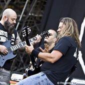 28 Giugno 2009 - Stadio Brianteo - Monza - Down in concerto