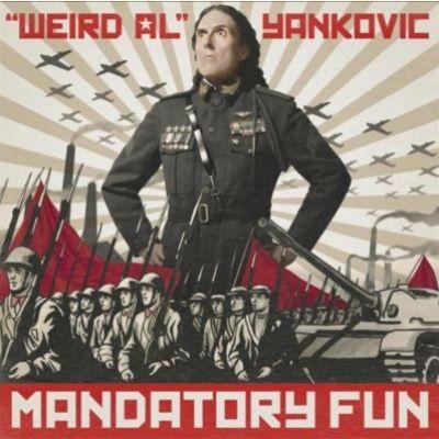 Weird Al Yankovic/MANDATORY FUN