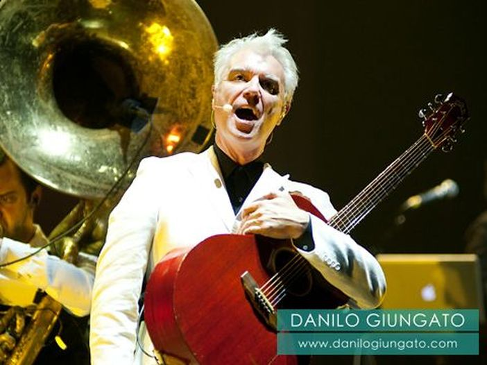 David Byrne & St. Vincent: il report dal concerto di Firenze