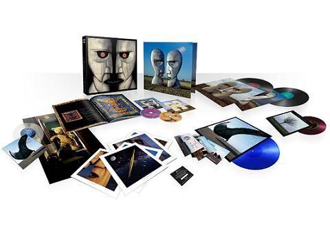 Pink Floyd, un box set per il ventennale di 'The division bell'
