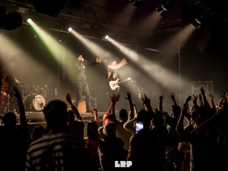 30 ottobre 2018 - Zona Roveri - Bologna - Attila in concerto