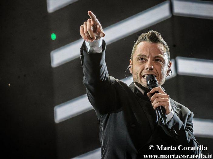 Tiziano Ferro a San Siro: il report del concerto