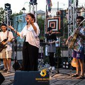 7 luglio 2021 – Giardini Luzzati - Lilith Festival - Genova – Federica Losi in concerto