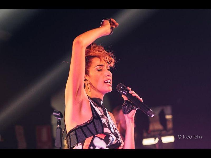 27 ottobre 2017 - New Age Club - Roncade (Tv) - Nina Zilli in concerto