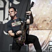 26 Giugno 2011 - Sonisphere Festival - Autodromo - Imola (Bo) - Alter Bridge in concerto
