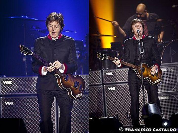 Paul McCartney si è sposato