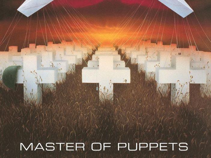 "Metallica: ""For whom the bell tolls"" live dal box di ""Master of Puppets"". ASCOLTA"
