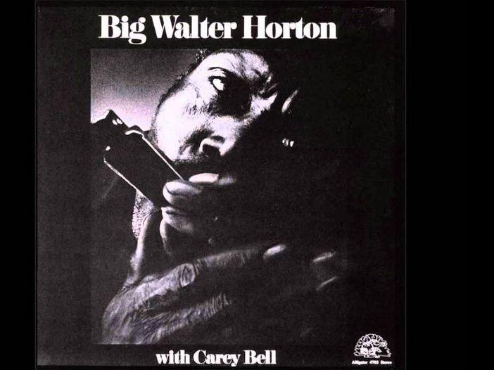 "La storia di ""Big Walter Horton With Carey Bell"""