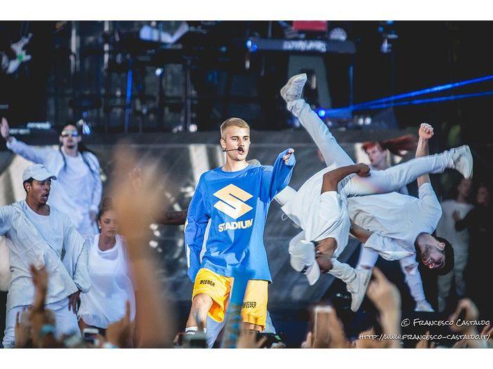 Capodanno con Justin Bieber: un concerto in streaming per i fan