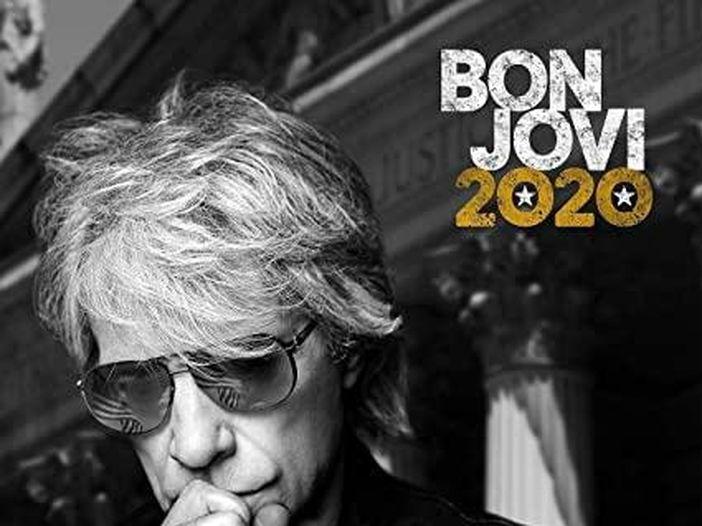 """Bon Jovi, i dettagli di """"Bon Jovi 2020"""""""