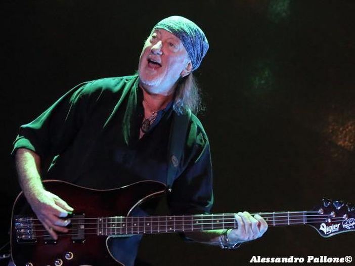 """Roger Glover (Deep Purple): """"Il nuovo album è finito e esce in primavera"""""""